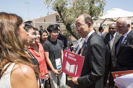 L'ONU lance une campagne innovante rassemblant les leaders mondiaux de la communication   Innovations francophones   Scoop.it