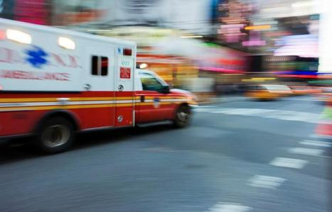 New York City's 911 computer glitches, forces dispatchers to call ambulances via radio   Municipal WiFi   Scoop.it