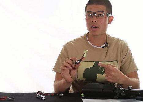 ASGI: Making Airsoft Guns Shoot Burst   Popular Airsoft   Airsoft Showoffs   Scoop.it