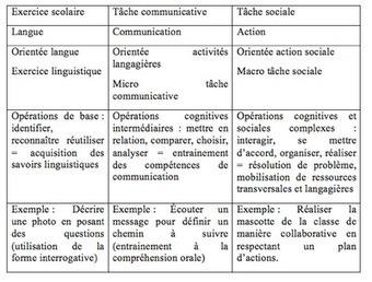Les projets collaboratifs (TIC) : quelles compétences pour quelle évaluation ? | International Projects | Scoop.it
