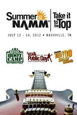 Summer NAMM Opens its Doors to the Public in Nashville on July 14 | Around the Music world | Scoop.it