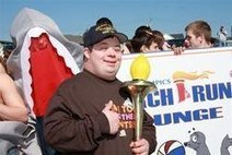Barrington resident taking the plunge for Special Olympics | Rhode Island Magazine | Scoop.it