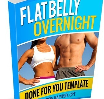 Flat Belly Overnight System Review   Health   Scoop.it