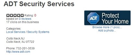 ADT Security Services Colts Neck Security Systems Local Services :: cityinsider.com | ADT Security Services Hazlet_NJ | Scoop.it