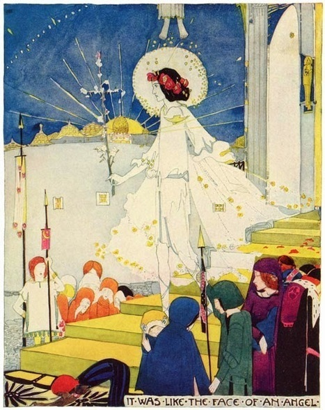Enchanted Conversation: A Fairy Tale Magazine: The Fairy Tales of Oscar Wilde, by Christina Ruth Johnson, Vintage Fairy Tale Sleuth | Fairy tales, Folklore, and Myths | Scoop.it
