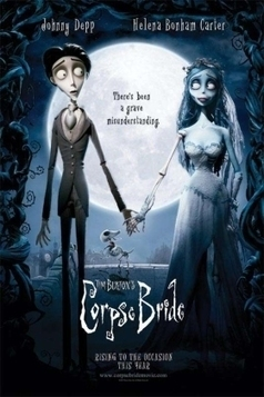 Corpse Bride, de Mike Johnson et Tim Burton | L'étrange petit monde de Tim Burton | Scoop.it