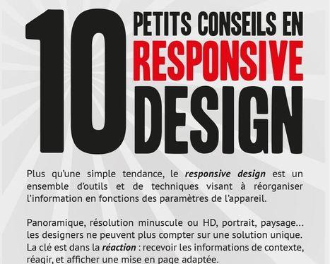 10 petits conseils en Responsive Design | Réseaux Sociaux | Scoop.it