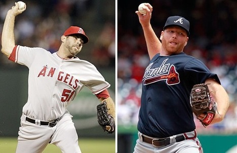 Braves Trade Tommy Hanson For Angels Jordan Walden | Breaking Baseball News | Scoop.it
