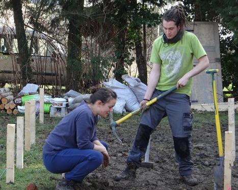 Un nouveau jardin sensoriel et un chemin «pieds-nus» à l'espace Chico Mendes d'Herrin | Arboretums, parcs et jardins,jardin botanique | Scoop.it