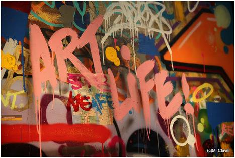 COPE2, leader du graff new-yorkais s'expose dans la galerie Pluskwa à Marseille, jusqu'au 28 mai | Passage & Marseille | franco-allemand | Scoop.it