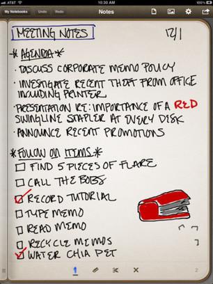 Håndskrevne notater på iPad! | Skolebibliotek | Scoop.it