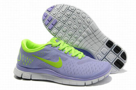 Nike Free 4.0 V2 Femme 005 [NIKEFREE 051] - €61.99 | nike free chaussures | Scoop.it
