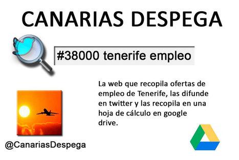 Web para  buscar ofertas de trabajo en Canarias | Emplé@te 2.0 | Scoop.it