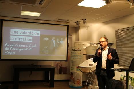 Afterwork chez Babymoov -Comment créer une entreprise bâtie pour la croissance ? | Babymoov | Scoop.it