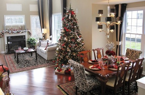 4 Staging Tips When Selling Your Home Over the Holidays | Home Staging WORKS ! | Scoop.it