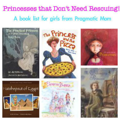 Top 10:  Strong and Capable Princess Books for Girls (ages 2-16) | Creativity, Ideas and Art Education | Scoop.it