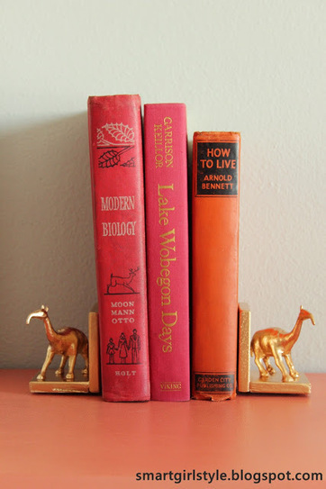 DIY Chic Bookends out of Plastic Toy Animals   DIY Home Decor   Scoop.it