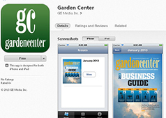 New Garden Center Magazine app | Garden apps for mobile devices | Scoop.it