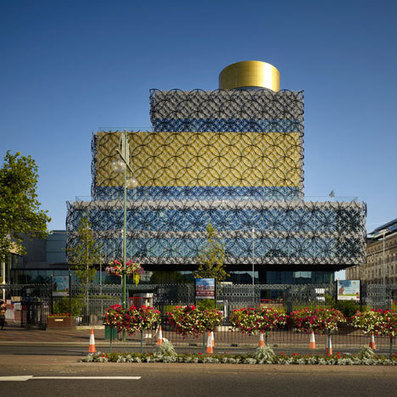 Library of Birmingham by Mecanoo - Dezeen   Library Media Centers   Scoop.it