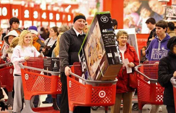 Holiday Season Sales Keeps Growing At Target, In Lieu On Thanksgiving Day   Target news   Scoop.it