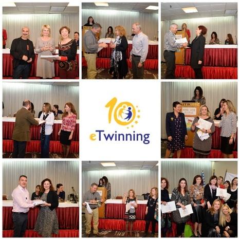 «10ος Εθνικός Διαγωνισμός eTwinning»- Δελτίο τύπου   Web2 tools in my class   Scoop.it