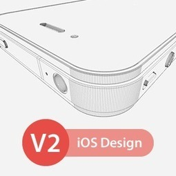 The iOS Design Cheat Sheet Volume 2 | AppDesign|App設計 | Scoop.it