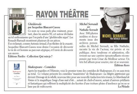 """Rappels - Michel Serrault par Nathalie Serrault: """"Un très bel album pour sourire, rire et se souvenir""""   Nathalie Serrault   Scoop.it"""