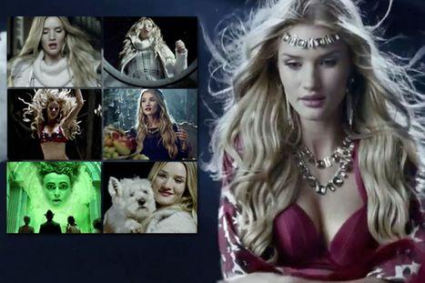 Marks & Spencer Christmas advert video: Helena Bonham Carter has a green face | CNS business studies | Scoop.it