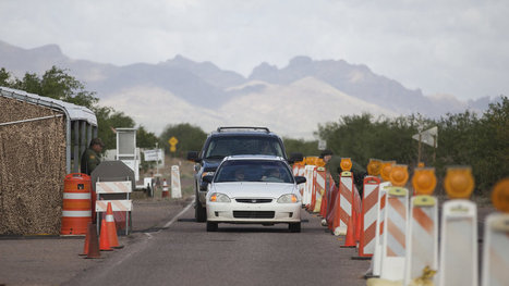 Border Patrol Scrutiny Stirs Anger in Arizona Town | Police State: We Must Watch The Watchers | Scoop.it
