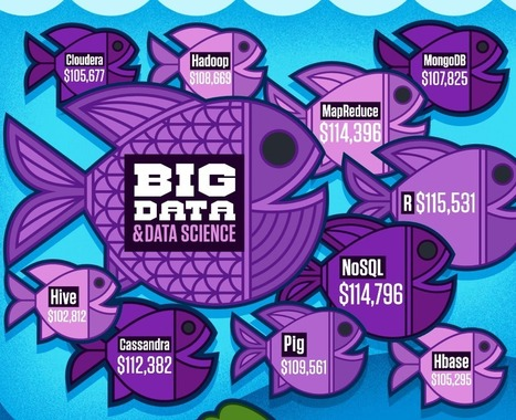 Employers Paying a Premium for Big Data Skills | NoSQL and NewSQL | Scoop.it