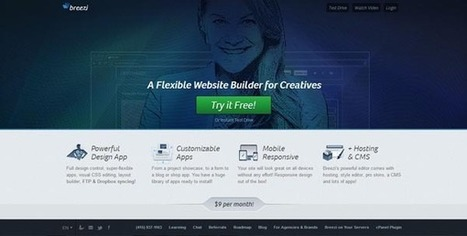 Best Web Builders for Designers without Development Experience   Abduzeedo Design Inspiration & Tutorials   Tools, Plugins and Freebie for Web Design and Development   Scoop.it