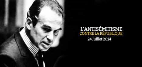 Badinter, le dernier héros républicain - Rootsisrael.com | CNIP Isère - Election législative 10 ème circonscription de l'Isère | Scoop.it