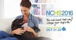 Natural Canine Health Symposium 2016 The 2016 NCHS (Natural Canine Health Symposium) will be held in October. The Natural Canine Health Symposium will bring the world's leading holistic vets ... | Dogs | Scoop.it