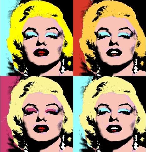 Andy Warhol, fashion pop en el arte contemporáneo « Cultura Colectiva   inspirArte   Scoop.it