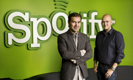 Spotify: 'We have to turn ourselves into the OS of music' | Music business | Scoop.it