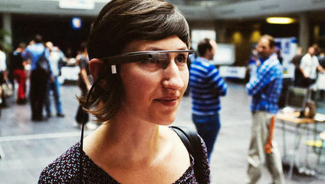 Why Can't We Walk And Wear Google Glass At The Same Time? | Uppdrag : Skolbibliotek | Scoop.it