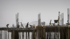 Afghan Contractors Feeling Drawdown Pinch : NPR | Psycholitics & Psychonomics | Scoop.it