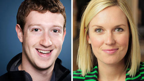 Dynamic Duos: Facebook's Mark Zuckerberg And Kate Aronowitz On Social Design   co   Scoop.it