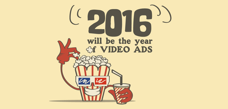 2016 Will be the Year of Video Ads - PitchWorx | Presentation Design Services and Character Animation Video | Scoop.it