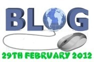 Blogging the Leap Year | The 21st century classroom | Scoop.it
