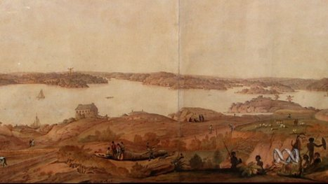 Eora: mapping Aboriginal Sydney, 1770-1850 | The contribution of people and associated places and events to community heritage | Scoop.it