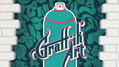 Graff-ik'Art- Du 13 au 30 septembre, à Lyon   idées graphiques   Scoop.it