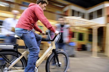 Le « vélo du futur » mis au point dans les Vosges ? | Vélotourisme | Scoop.it