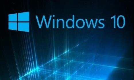 Pourquoi devez-vous migrer gratuitement vers Windows 10 avant le 30 Juillet ? | Référencement internet | Scoop.it