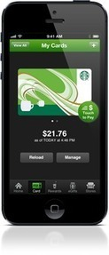 Starbucks Is Already in Front of the Next Big Trend in Retailing #Mobile - Motley Fool | Retail use of Mobile | Scoop.it