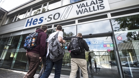 C'est la rentrée à la HES-SO Valais-Wallis. Mais… wo sind die Oberwalliser? | HES-SO Valais-Wallis | Scoop.it