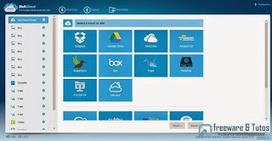 MultCloud : un outil en ligne gratuit pour centraliser vos services cloud et échanger des fichiers entre eux ~ Freewares & Tutos | le foyer de Ticeman | Scoop.it