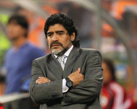 Diego Maradona Claims Pele's FIFA Award 'Isn't Worth S***' - Bleacher Report   Argentina   Scoop.it