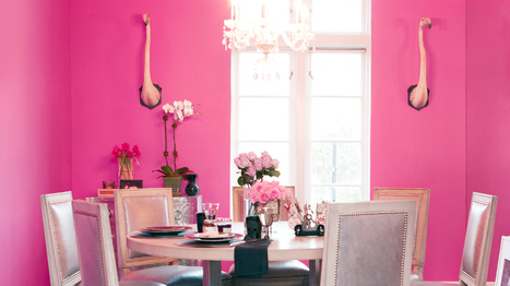 Hottest Paint Colors Of The Year | Home Decor Ideas | Scoop.it