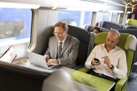 Pourquoi la SNCF prend le train du wi-fi embarqué... en retard | IT Corner | Scoop.it